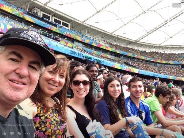 Success! How a Family of 5 Flew Business Class to Brazil for the World Cup!