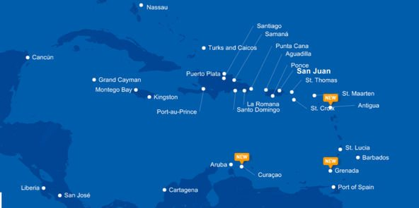 The Cheapest Paid Flights To The Caribbean From The East Coast