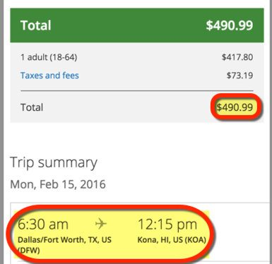 Won't Last 5 Cities Round Trip To Hawaii Starting At 491
