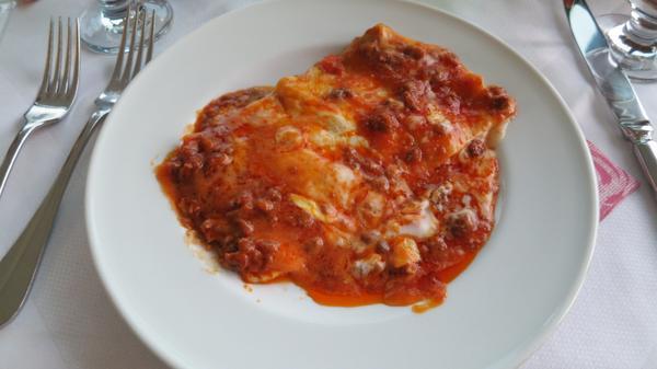 Eating In Varenna Italy