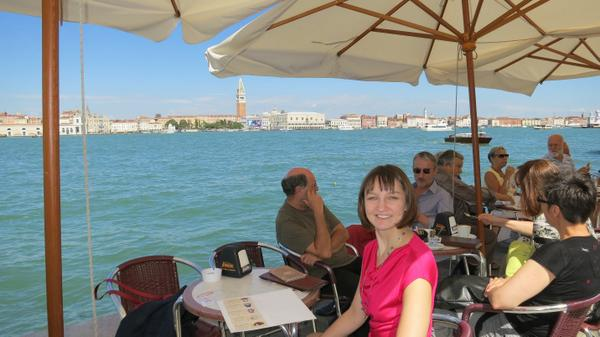 Eating In Venice