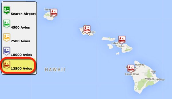 How To Fly To Hawaii With British Airways Avios Points