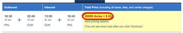 How To Fly To Mexico Central America With British Airways Avios Points