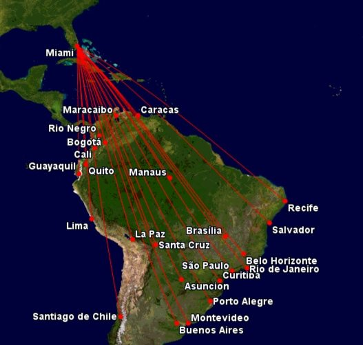 How To Fly To South America With British Airways Avios Points