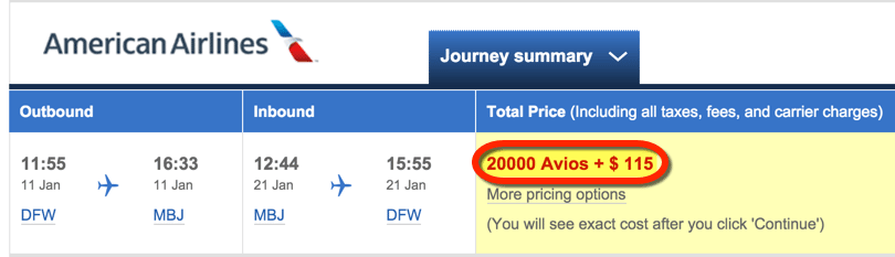How To Fly To The Caribbean With British Airways Avios Points
