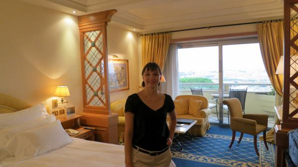 Our Anniversary to Italy: Part 25 – Rome Cavalieri Imperial Floor