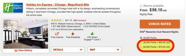 Now Pay Less For IHG Points With The Points Cash Trick