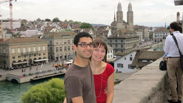 Our Anniversary to Italy: Part 11 – 10 Hours in Zurich