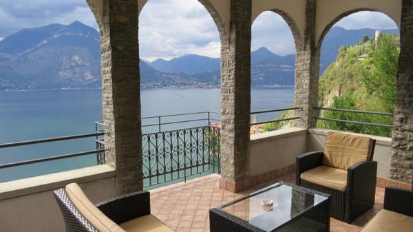 Varenna Italy Hotel Eremo Gaudio