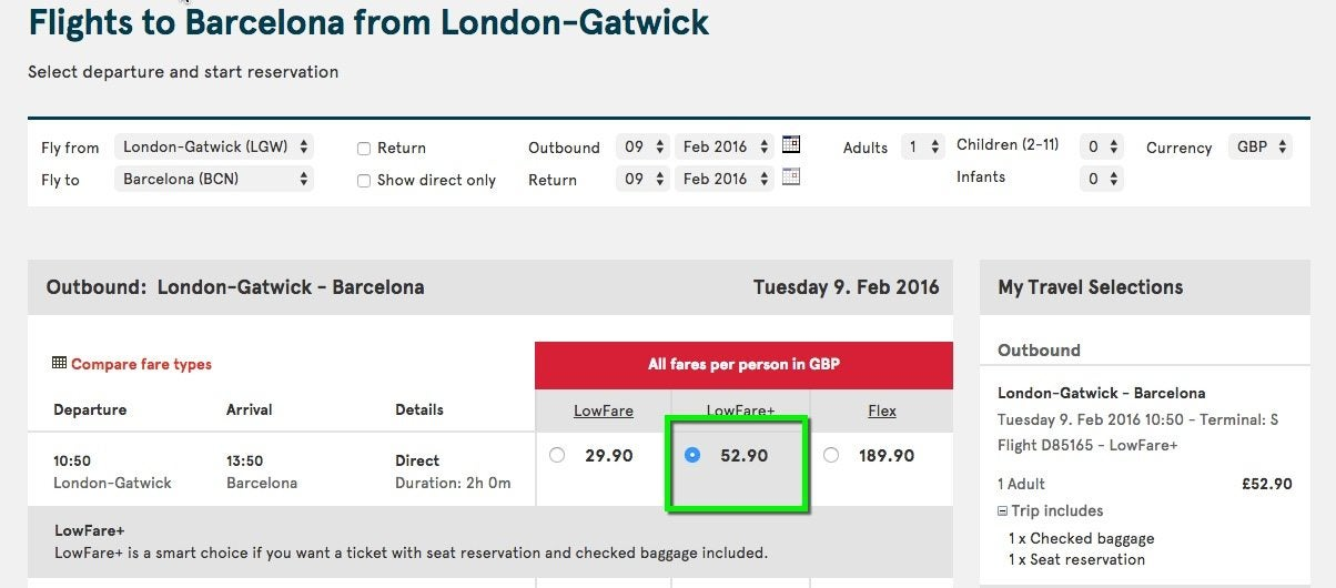 As an Example, Norwegian Air Offers 1-way Flights For as Low as $76 from London to Barcelona (Or 53 British Pounds)!
