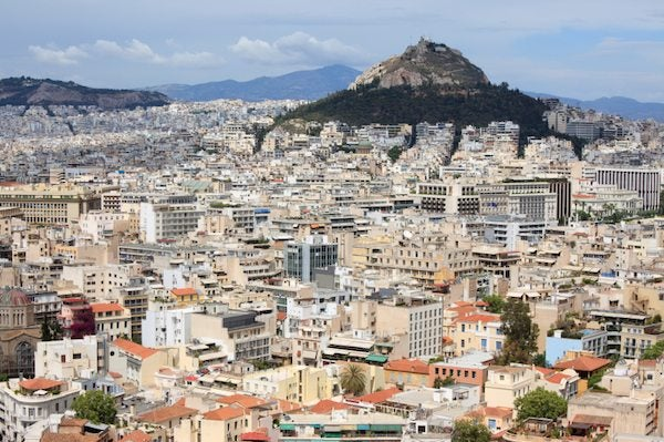 Hot 3 Cities To Greece 601 Round Trip
