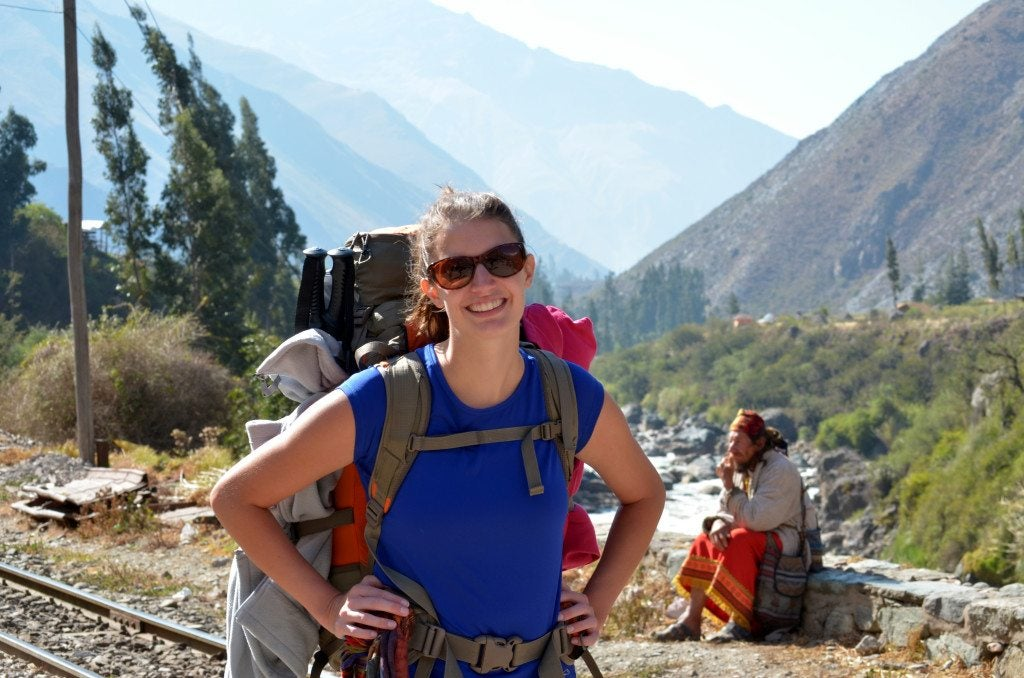 The Inca Trail was the toughest hike I've ever done, but Machu Picchu at the end was incredible