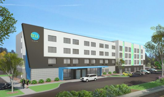 Sneak Peek New Hilton Brand Tru Launches With 102 Hotels