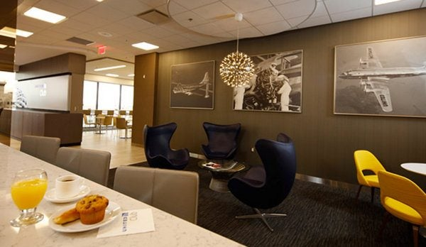 Waived Annual Fee On Chase United Club Card Targeted Get Lounge Access For A Year