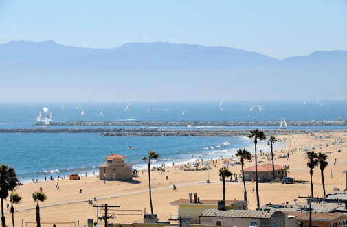 Hot! Round-Trip to California From 11 Cities Starting at $78
