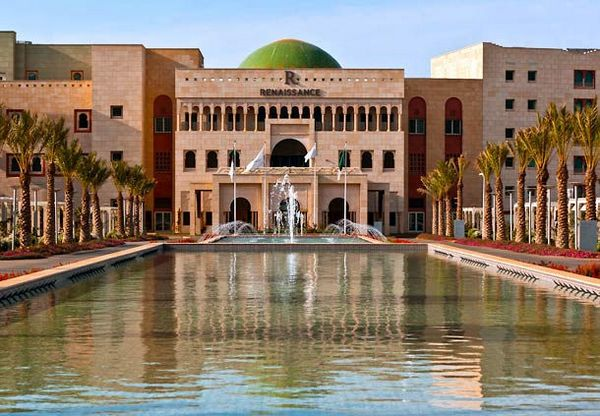 5 Beautiful Marriott Hotels In Africa The Middle East