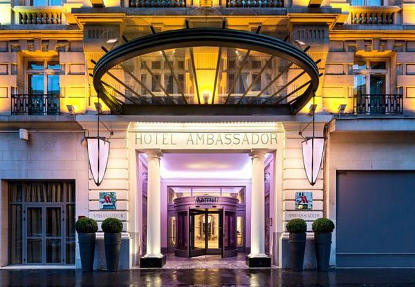 Paris Marriott Opera Ambassador Hotel