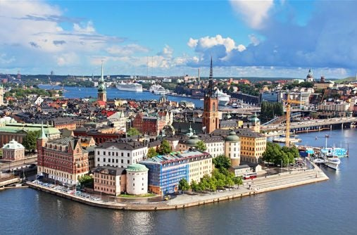 Act Fast Los Angeles To Stockholm 223 Round Trip