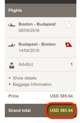 Budapest On Sale 5 Cities Round Trip Starting At 509