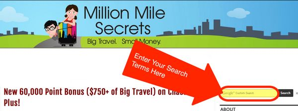 Do You Know Your Way Around Million Mile Secrets