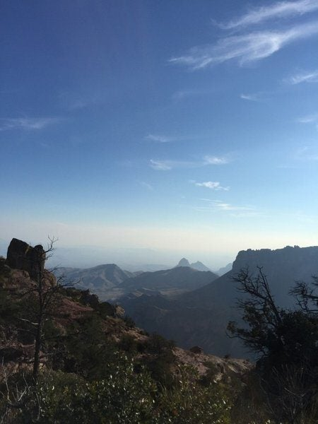Hiking In Big Bend National Park Part 2 - Hiking And A Journey Into Mexico