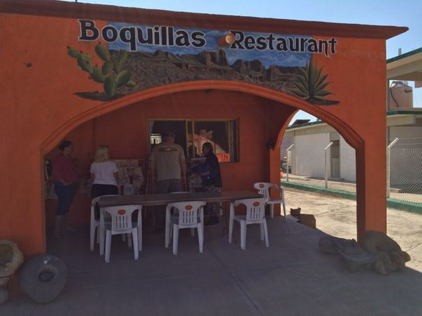 Hiking In Big Bend National Park Part 3 - Restaurants Stops