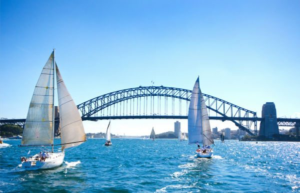 Hot!  West Coast to Australia From ~$500 Round-Trip!