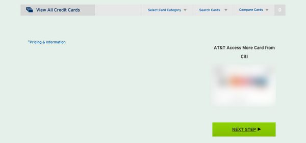Is Citi Changing The Bonus Categories On The ATT Access More Card Not Available For New Sign Ups
