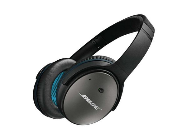 Bose Noise Canceling Headphones Winner!