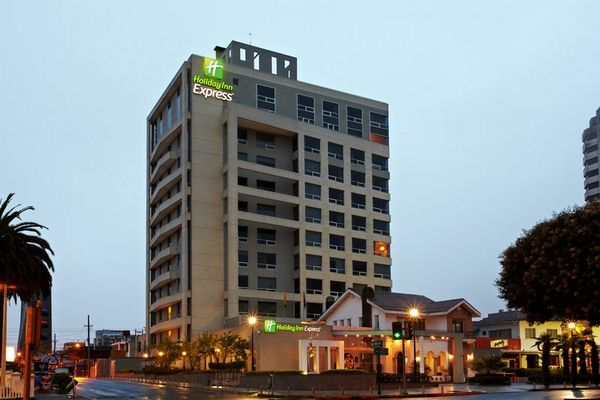 5 Excellent Hotels In Central South America With IHG Cards Free Night