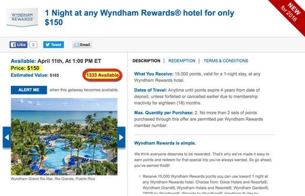 Stay At Nearly Any All Inclusive Wyndham Hotel For 150 A Night