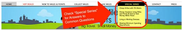 Tips To Finding What You Need At Million Mile Secrets