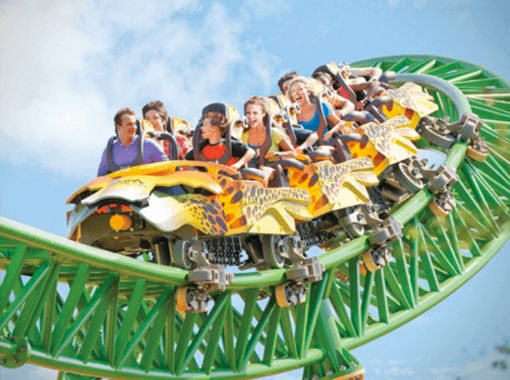 Today's Daily Getaway Save On Busch Gardens And SeaWorld Tickets