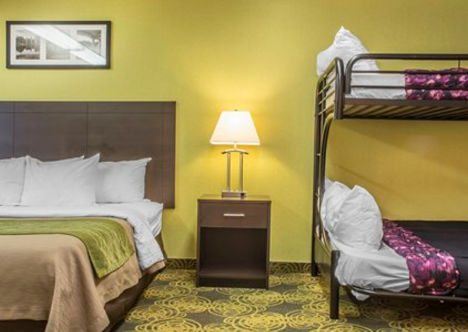 Today's Daily Getaway: Save on Choice Hotel Points!