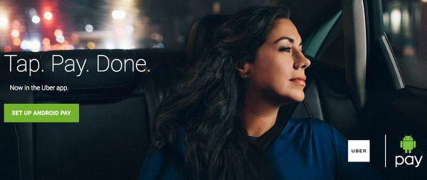 $10 Off Next Uber Ride for Android Users