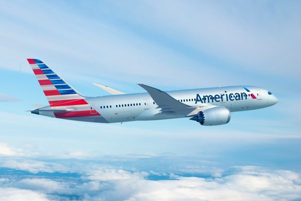 Blog Giveaway:  5,000 American Airlines Miles