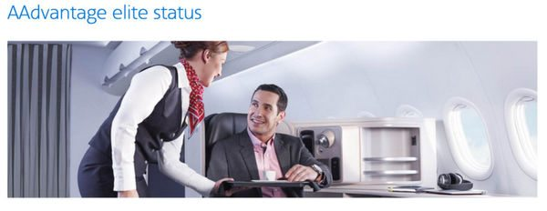 Free American Airlines Platinum Elite Status Targeted