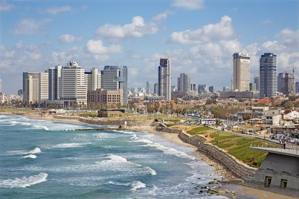 Hot! Round-Trip Business Class to Israel for $1,406+