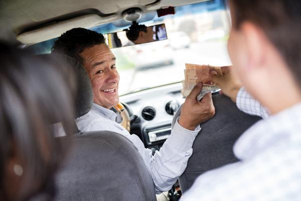 The Tipping Point Uber OKs Gratuities Will You Tip