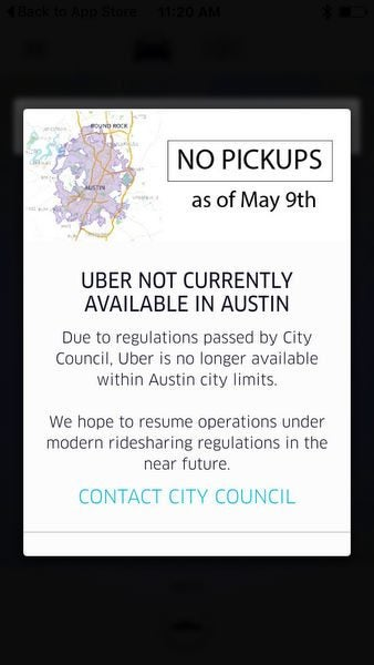 Uber Exits Austin Could Impact Other Cities Do You Agree With Ubers Reasons