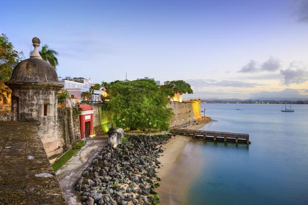 Won't Last! $40+ One-Way to Puerto Rico From 6 Cities