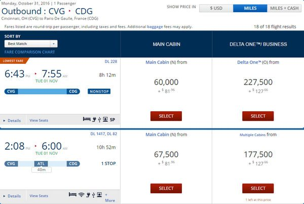 2 Cards For Beginners To Get 1,100 Off Delta Flights WITHOUT Searching For Award Tickets