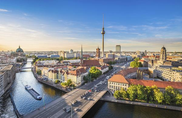 Cheap! ~$500 Round-Trip to Berlin From 6 Cities