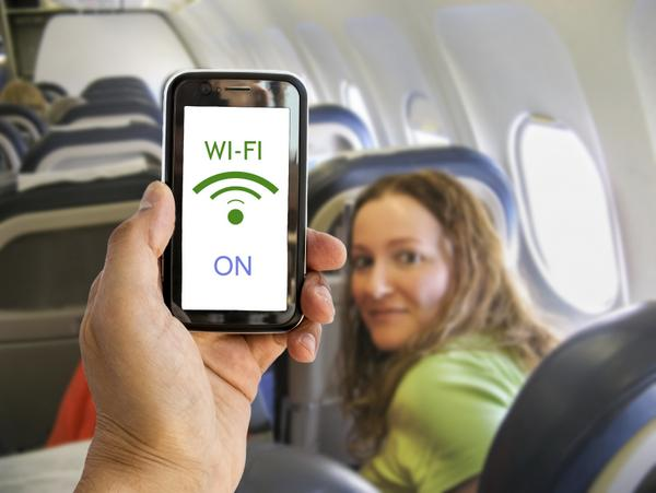 Free In-Flight Wi-Fi For T-Mobile Customers