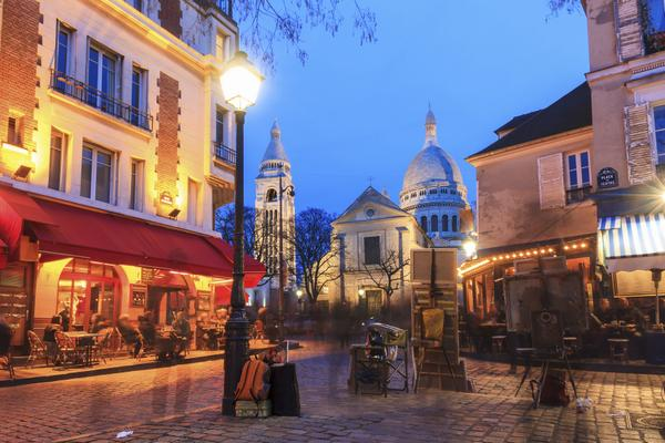 Hot!  Round-Trip to Paris From New York, Boston, Chicago, Minneapolis, & Washington, DC for ~$443