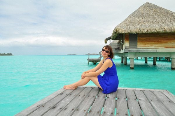 Use Points For An Overwater Bungalow At The InterContinental Thalasso In Bora Bora.