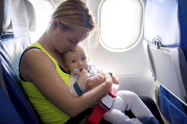 Can a Lap Child Fly Free With You and Your Southwest Companion?