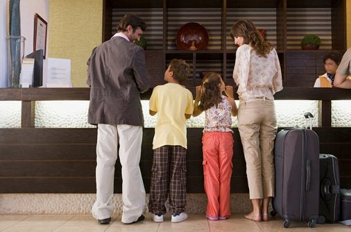 Family Travel: What to Look for When Booking Your Hotel