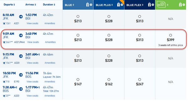 How To Get Big Travel With Small Money Using The JetBlue Cards