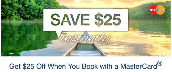 Limited Time 25 Off 100 Hotels Targeted